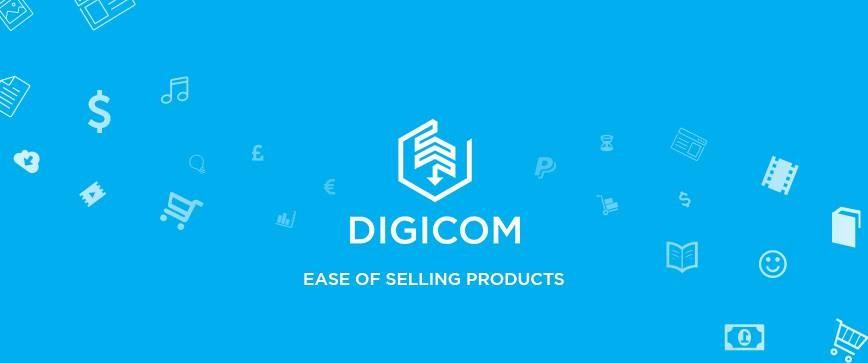 Digicom - Ease of Selling Products With Joomla
