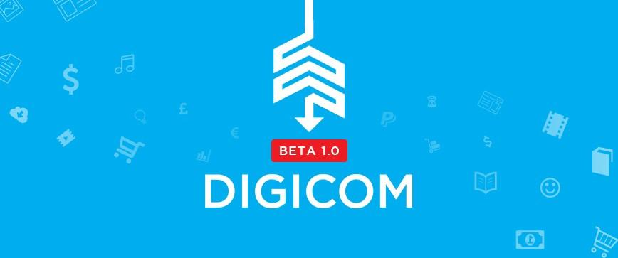DigiCom Beta Released