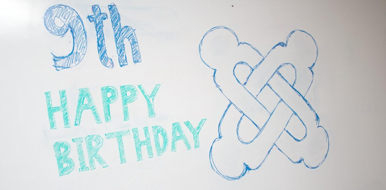 Happy 9th Birthday Joomla!