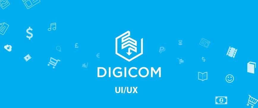 DigiCom - Joomla Admin UI Reimagined