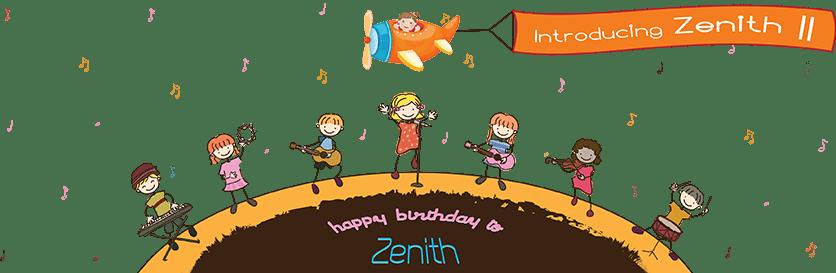 Celebrating Zenith's First Birthday And Introducing ZenithII