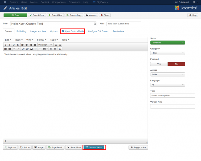 Add_custom_field_in_joomla_article
