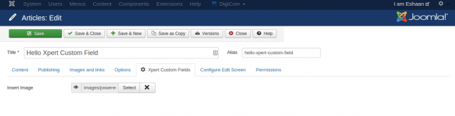 adding_custom_field_in_Joomla_article