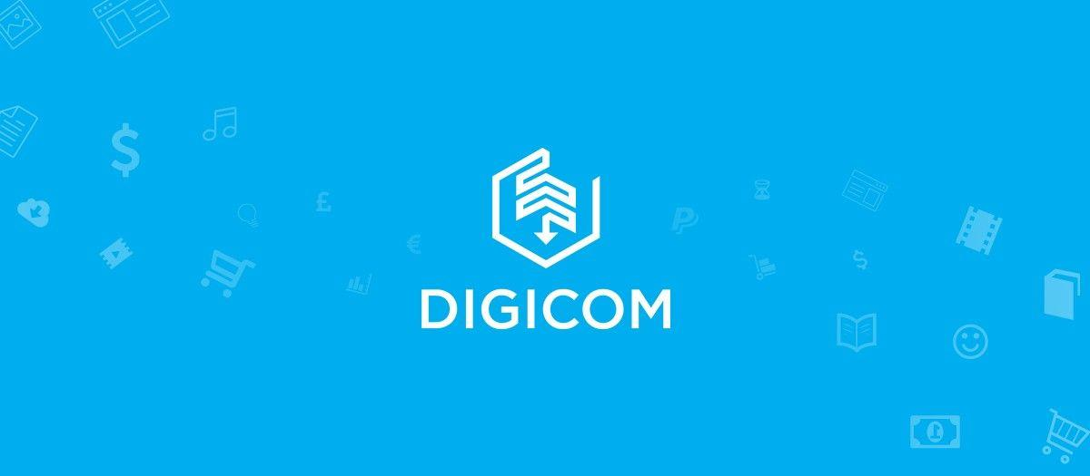 DigiCom - Selling Digital Products With Joomla Has Never Been Easier