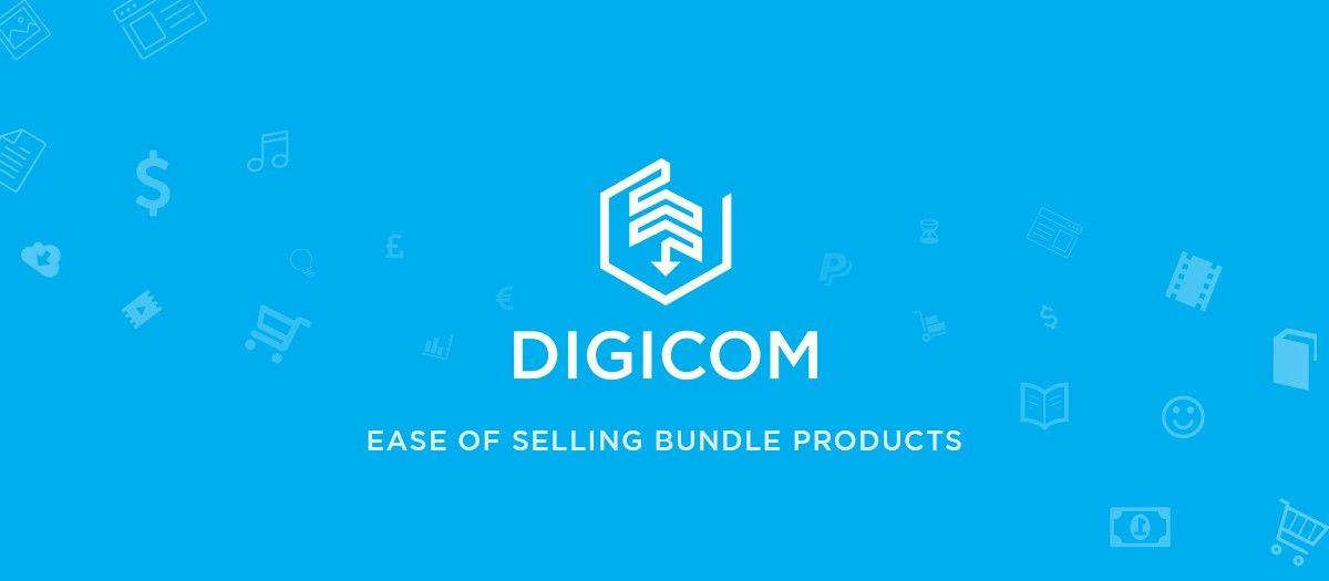 Digicom - Ease of Selling Bundle Products