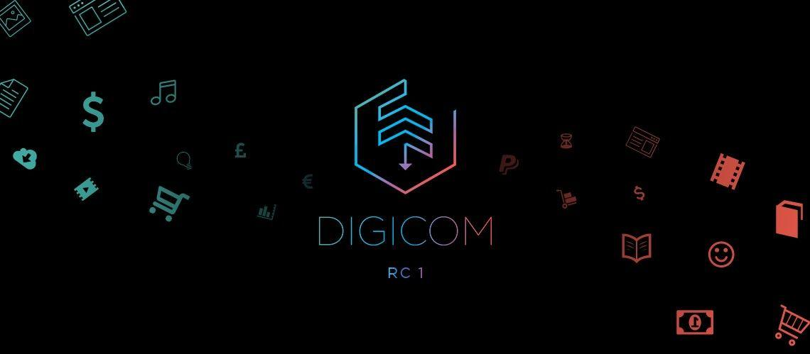 DigiCom RC1 Released - Reporting, ACL, Logs and More
