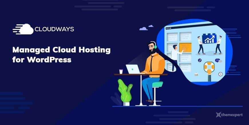 Managed Cloud Hosting Platform for High-Performing WordPress Websites