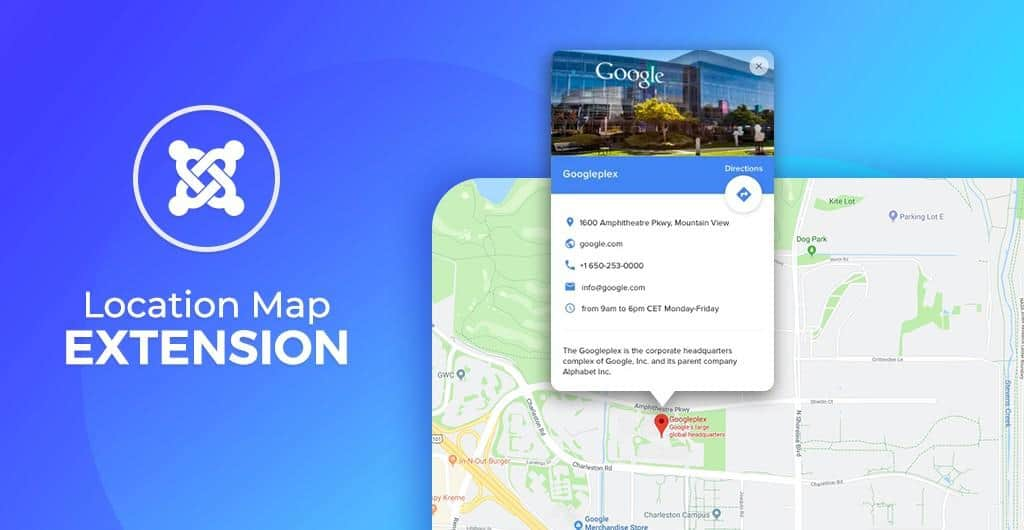 6 Best Location Map Extension For Joomla