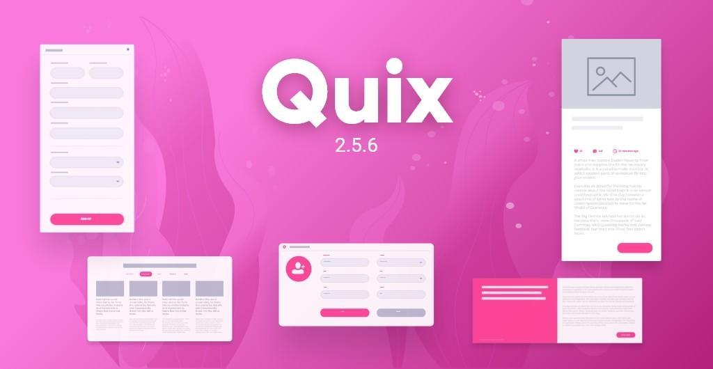 Quix 2.5.6