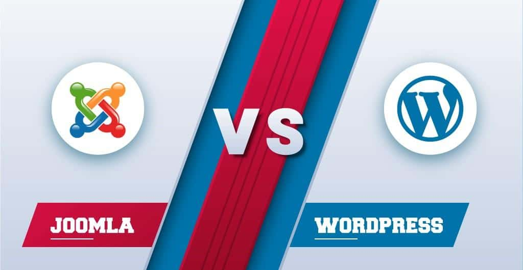 Joomla vs WordPress: A Real Life Data Driven Study