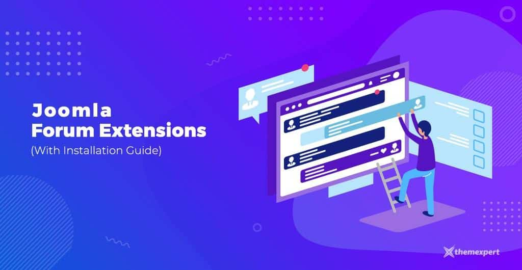 Best Joomla Forum Extensions (With Installation Guide)