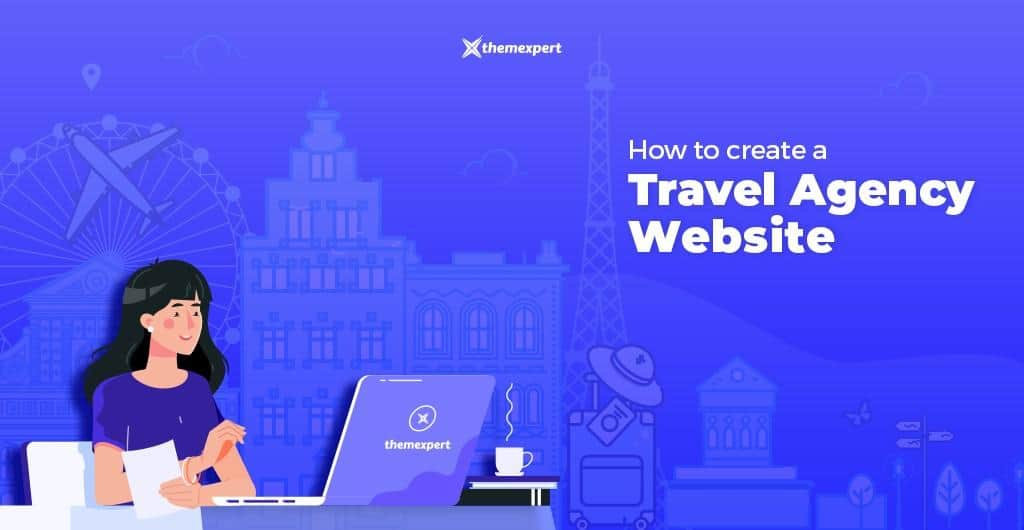 How to cCreate Travel Agency Website