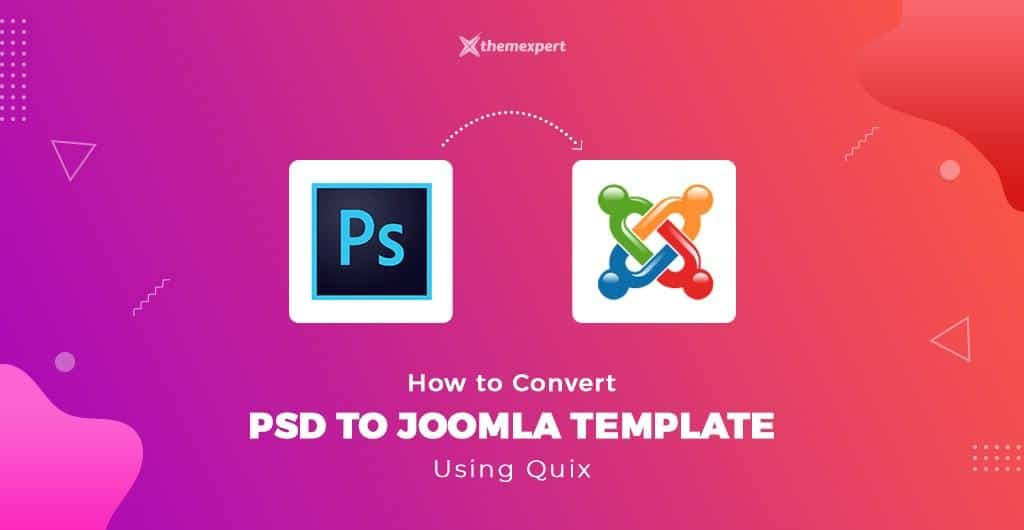 PSD-to-Joomla