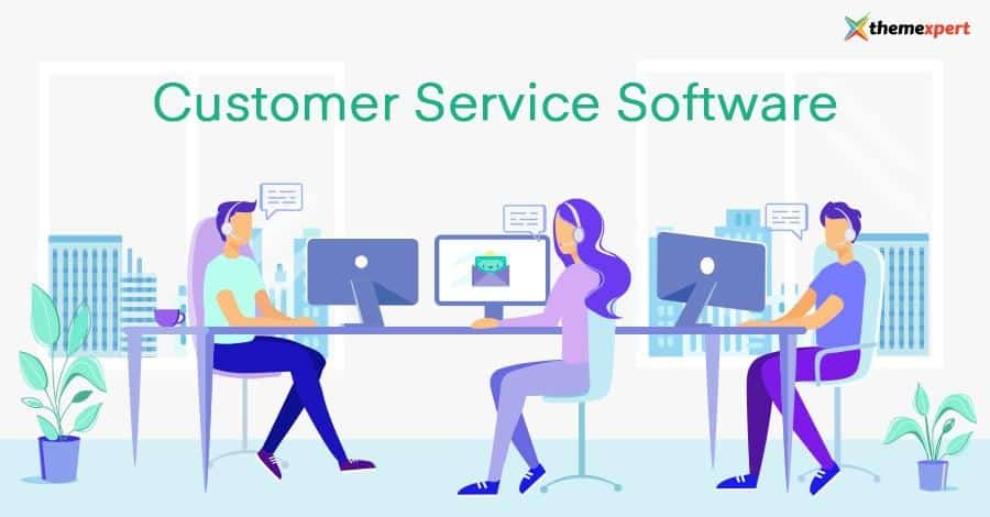 Customer-Service-Software