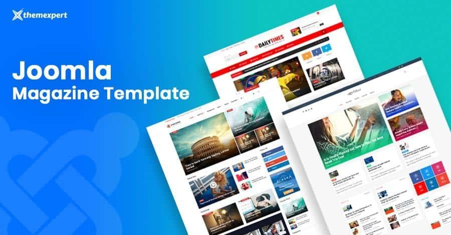 Joomla-Magazine-Template