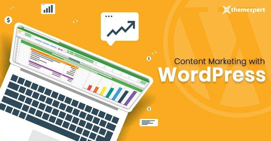 Content-marketing-with-WordPress