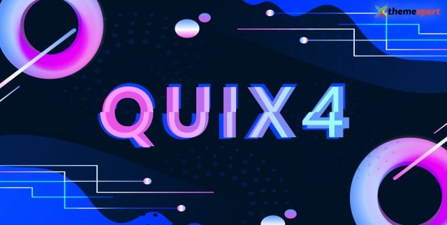 Introducing Quix 4.0: Header Builder, Inline Editing, Fastest Template Framework & Significant Performance Improvements