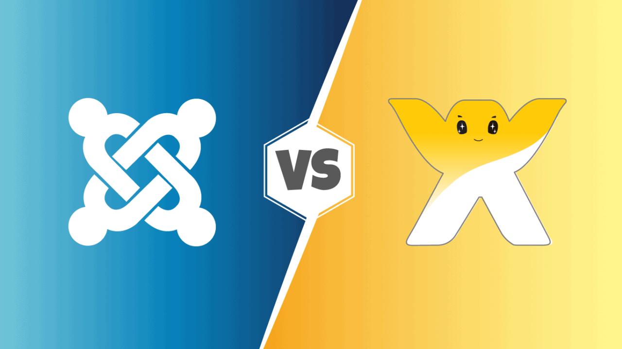 Joomla vs WIX