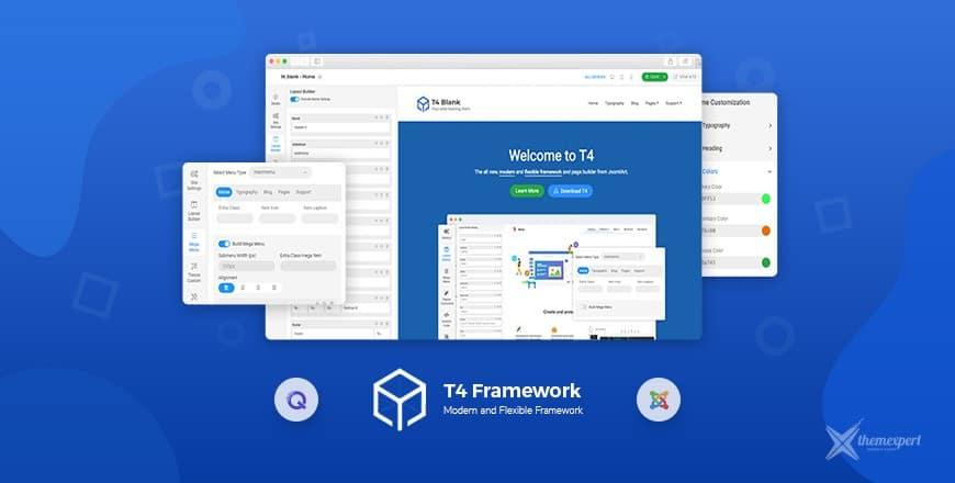 T4 Framework