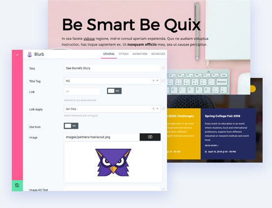 Quix Page Builder for Joomla!