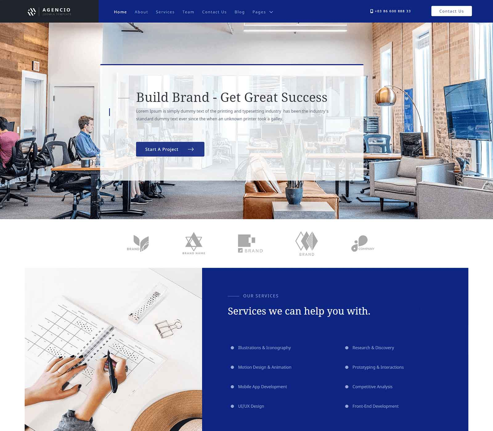 Premium Joomla Templates Extensions Page Builder Club Themexpert