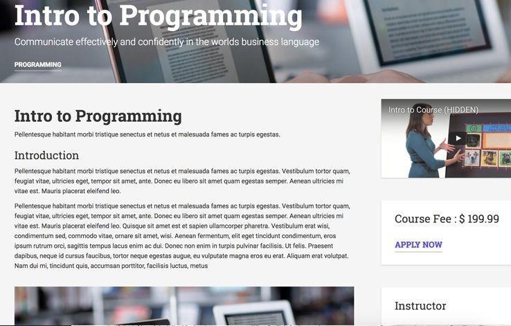 Drag & Drop Website Builder WordPress
