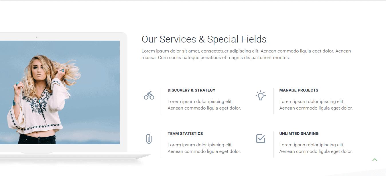 Quix Service Page