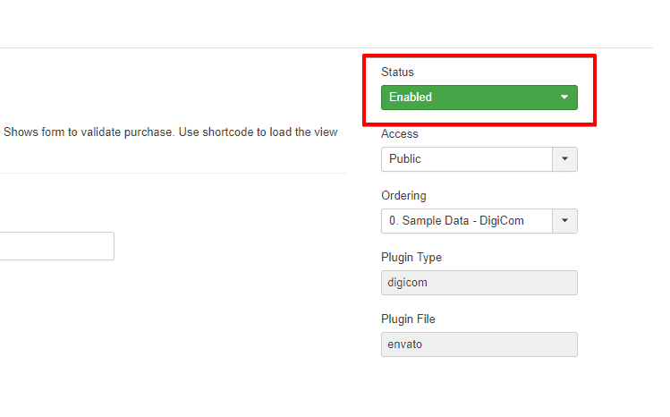 Envato Purchase Validation
