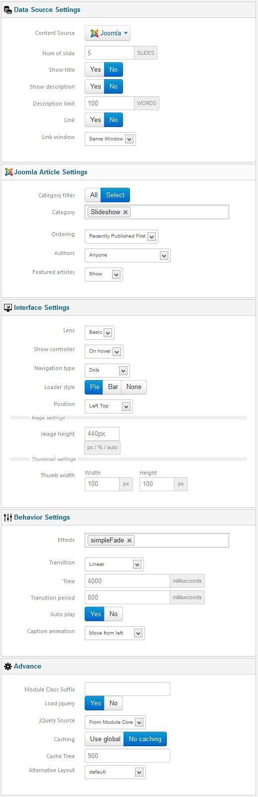 Themexpert Template Module Positions