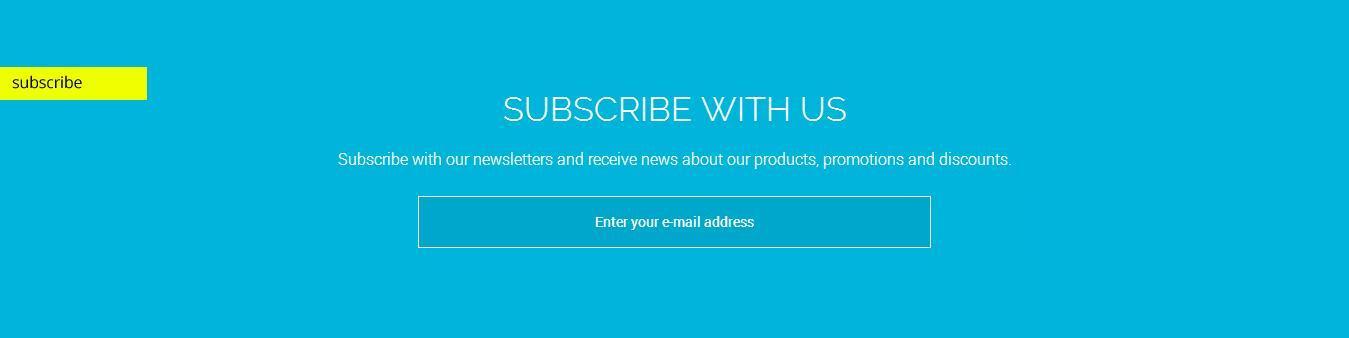 Nafario subscribe