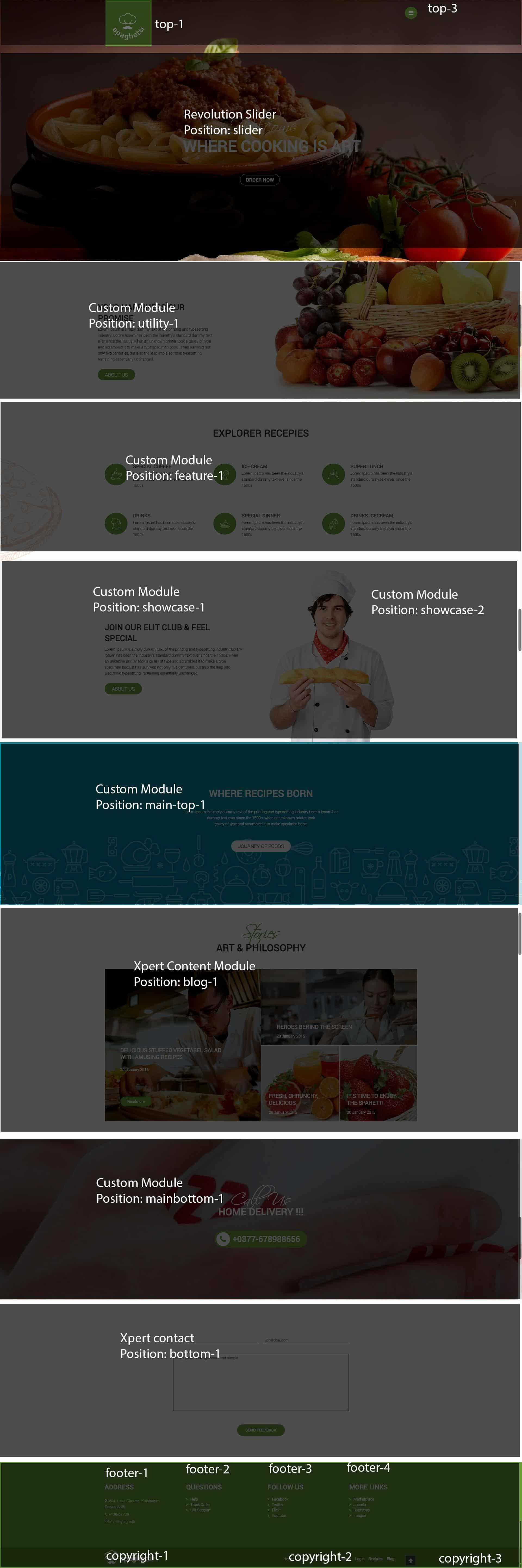 Spaghetti Homepage-2