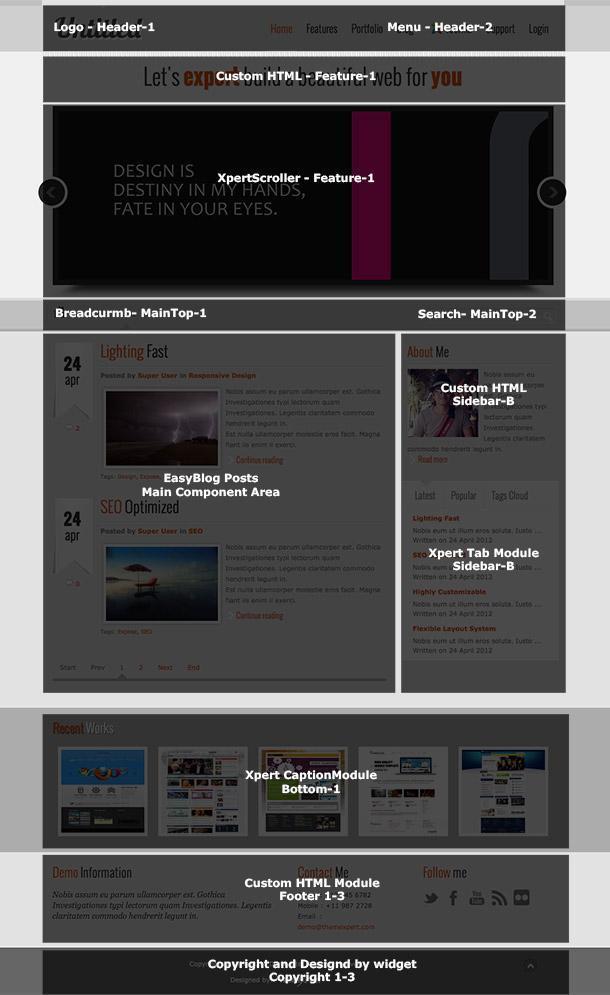 untitled homepage