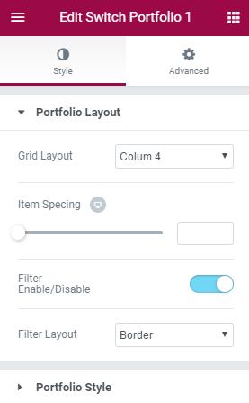 Switch Portfolio1