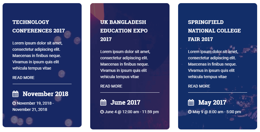 Events Two